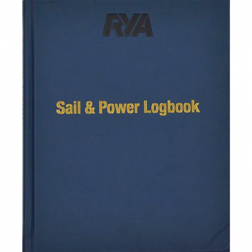 RYA G109 Sail and Power Logbook